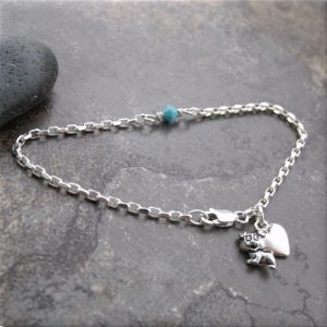 Puppy Love Charm Bracelet